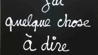 Les belles choses~Gaëtan Roussel