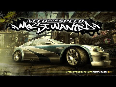 Need For Speed: Most Wanted - ПОЛНОЕ ПРОХОЖДЕНИЕ ИГРЫ