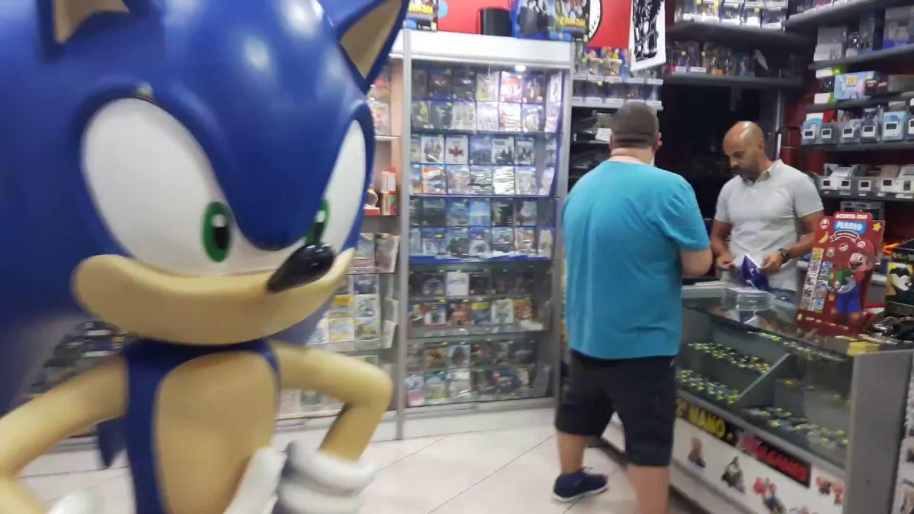 Star Games Tienda De Videojuegos Retro Y Actuales En Zaragoza