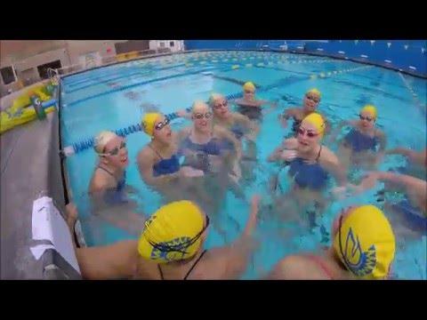 San Jose State Swimming & Diving 2015-16