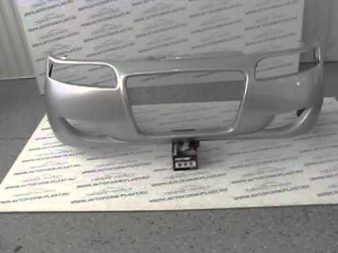 Передний бампер ВАЗ 2110,2112
