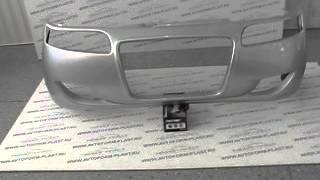 видео Тюнинг переднего бампера ВАЗ 2110