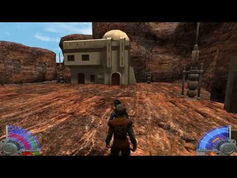 Magyar Let's Play Star Wars Jedi Knight: Jedi Academy - 3. R
