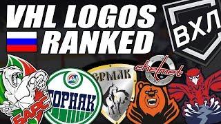 VHL Logos Ranked