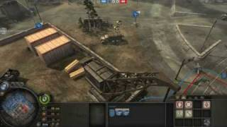 Company Of Heroes Gameplay HD Part 1