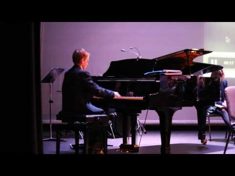 2017 Let's Find our Voice Concert - Piano Solo 'Get Smart theme' by Yr 7 student Finn Walsh