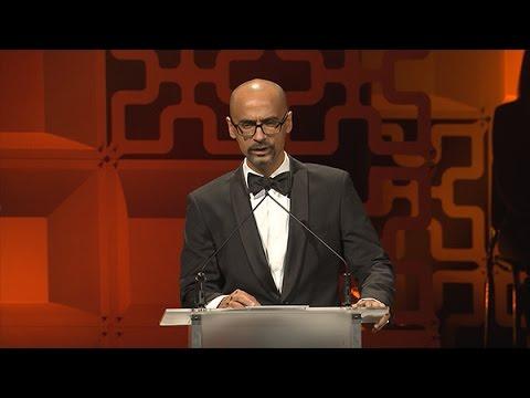 Junot Diaz - 2016 Hispanic Heritage Awards