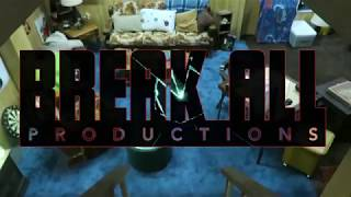 Stranger Things Basement set build for the Hillywood Show by Break All Productions Las Vegas set des
