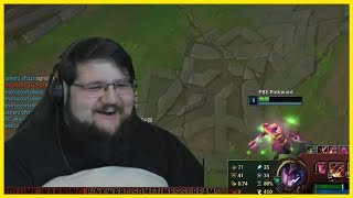 The Happiest Moment In Pinkward's Career! - Best of LoL Streams #654