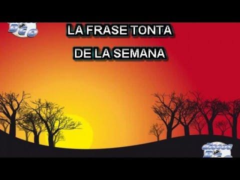 Karaoke Canta como La Quinta Estacion - LA FRASE TONTA DE LA SEMANA