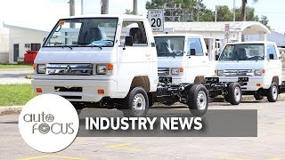 Euro IV Compliant Mitsubishi L300 is Back | Industry News
