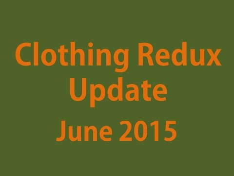 The Life-Changing Magic Of Tidying Up: Clothing Redux - Update (June 2015)