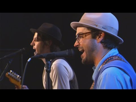 "The Statesboro Revue perform ""Undone"" on The Texas Music Scene"