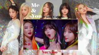 ⎧GROUP COVER⎫ EXID (이엑스아이디) - Me & You