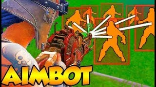 HOW TO HAVE INBANEABLE AIMBOT AND MORE MODS IN FORTNITE PS4 + GAMEPLAY!