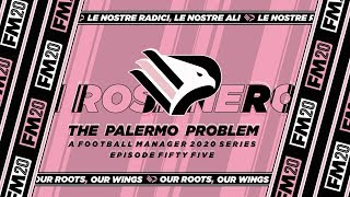 FM20 Palermo The Palermo Problem Ep 55 Coppa Italia Quarter Final Football Manager 2020