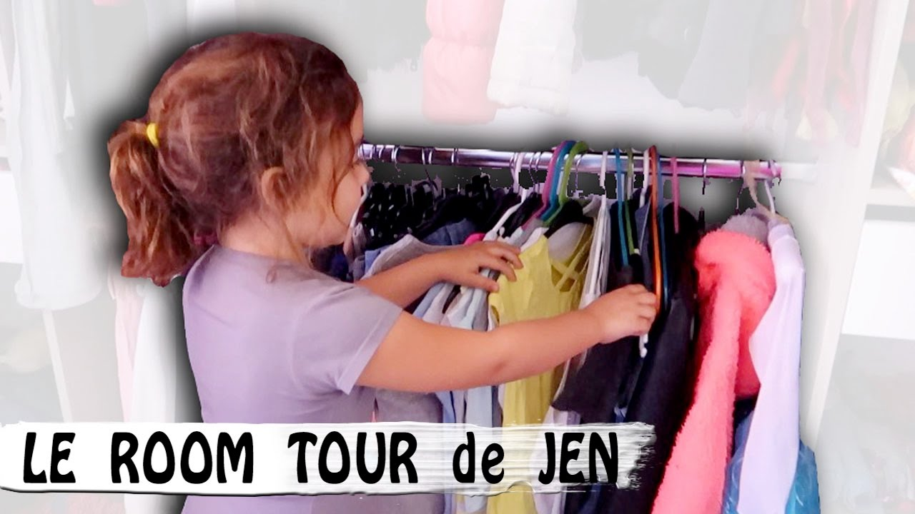 Room Tour De Jen Avant De Déménager  Family Vlog  Youtube