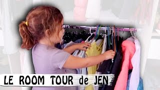 ROOM TOUR de JEN avant de déménager / Family vlog