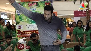 Jayam Ravi danced at Flash Mob | Vijay Sethupathi, Suhasini | 11th CIFF 2013
