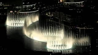 Dubai Fountain 2010   Thriller   Michael Jackson   In HD.mp4