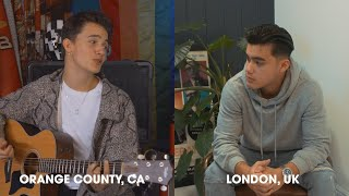 Now United - Noah Urrea & Bailey May - Broken Heart (Acoustic)