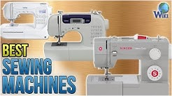 10 Best Sewing Machines 2018