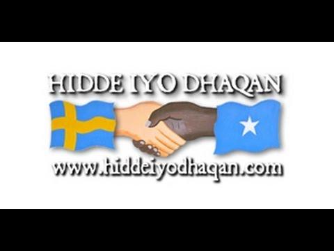 Somaliska Nationaldagen Malmö - Sverige 2013, 1-Da Luulyo Maalmo - Iswiidhan 2013