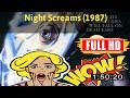 [ [WOW!] ] No.41 @Night Screams (1987) #The2857ccdxz