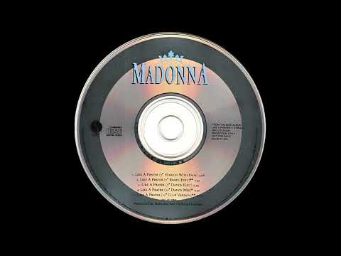 "Madonna - Like A Prayer 7"" Dance Mix HQ (rare)"