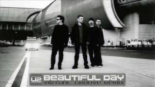 Download U2 - Beautiful Day 2010 (Virtual Groove Remix) MP3 song and Music Video