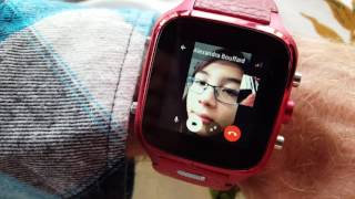 Connecte SmartWatch Facebook video call Messenger Wi-Fi or sim card(Connecte SmartWatch Facebook Messenger Wi-Fi sim so you can do texting video phone call answer Facebook modified your Facebook install Facebook install ..., 2016-10-01T18:11:24.000Z)