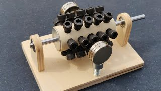 Free Energy Generator Using 20000RPM  Very Strong Armature