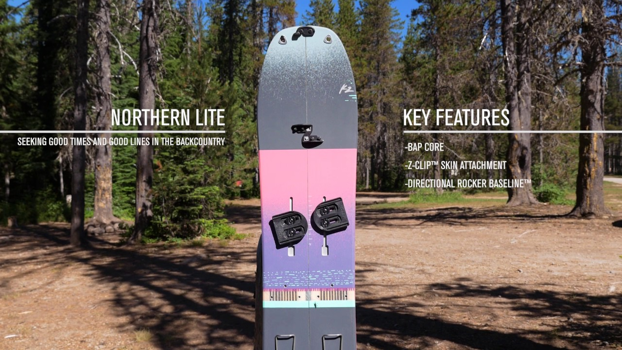 K2 NORTHERN LITE—2018 Snowboards - YouTube 1baded53b