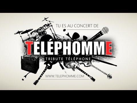 TÉLÉPHOMME (TRIBUTE TÉLÉPHONE)