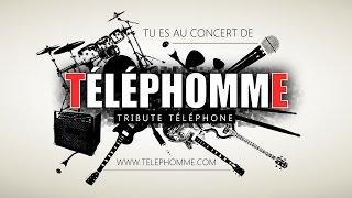 TELEPHOMME  - Tribute Téléphone  - Teaser
