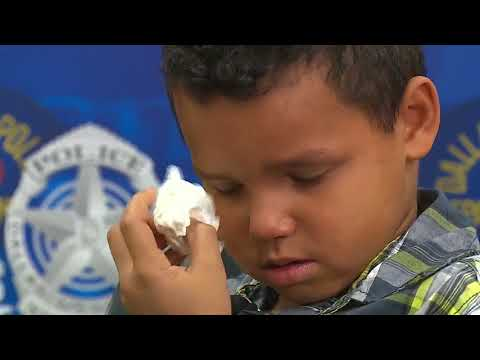 Finally Going Home, Foster Boys Surprised In Adoption Ceremony