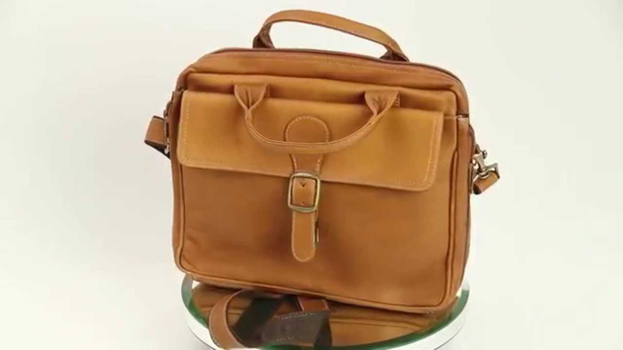 Leather Jehovah S Witness Briefcase Book Bag