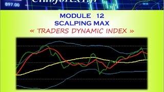 Trader les retournements de tendance avec l'indicateur Traders Dynamic Index