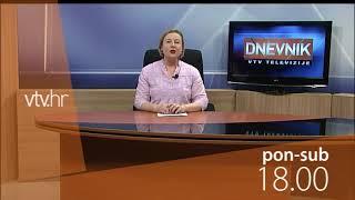 VTV Dnevnik najava 23. svibnja 2019.