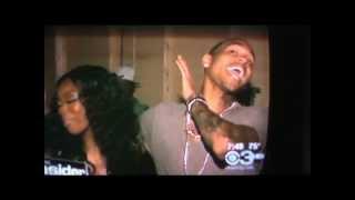 Behind The Scenes of Brandy - Put It Down ft Chris Brown