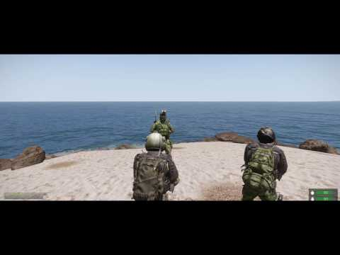 Arma 3 - EXECUTION [G.C] Théo Advenced [Impulsion]