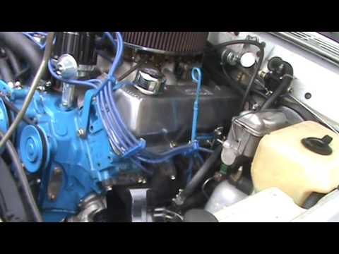 JEEP COMANCHE UPGRADE FORD CLEVELAND