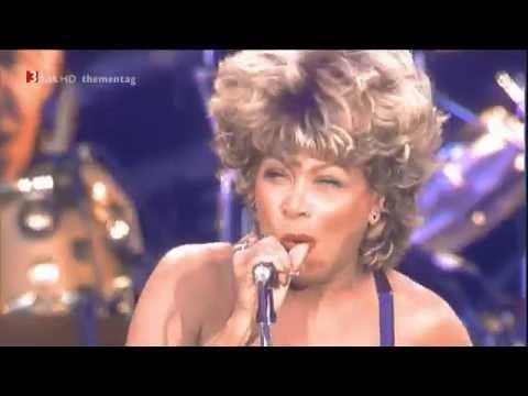 Tina Turner – One Last Time, London, 2000