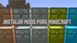 Como Instalar Mods para minecraft 1.8 a 1.8.9