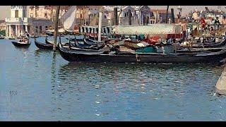 Кроки живописи. Как рисовать воду. ч.1. Часть 4.(http://zarubaart.com/for/ - ответы на вопросы. http://zarubaart.com - сайт. Рисуем море и воду. Живопись моря. Первая прописка..., 2015-11-27T09:29:26.000Z)