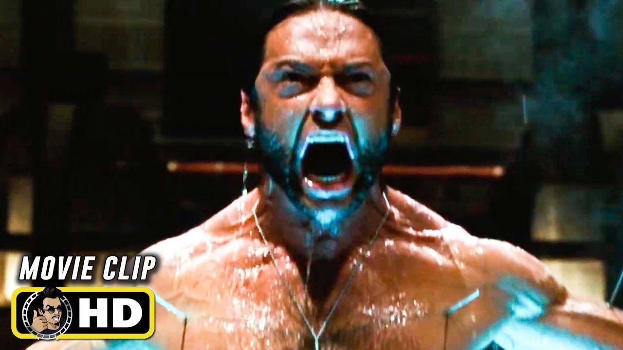 "Download X-MEN ORIGINS: WOLVERINE Clip - ""Adamantium"" (2009) Hugh Jackman"