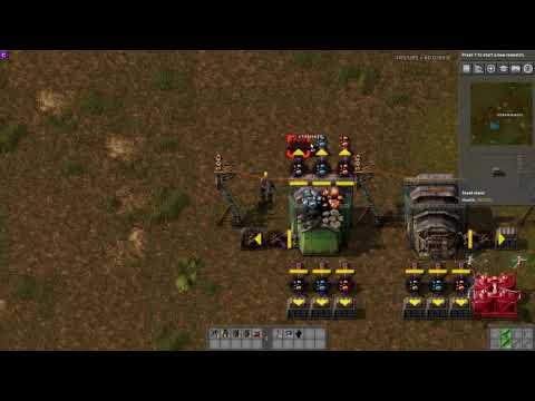 Factorio Mod Spotlight - Deep Mine