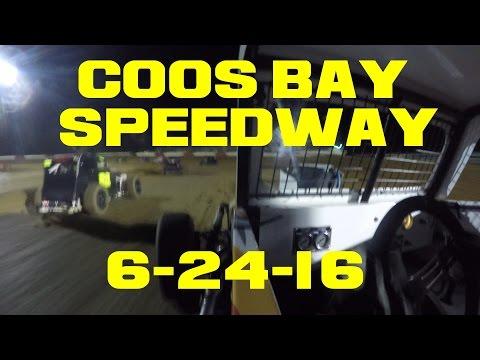 Coos Bay Speedway 6-24-16