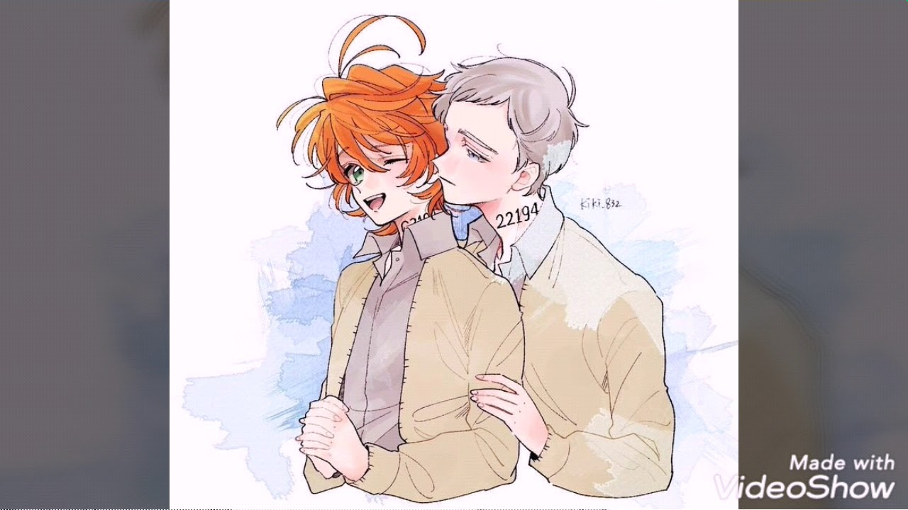The Promised Neverland:Emma x Norman