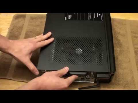 Cleaning Dust Out Of A PC